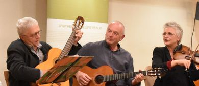 Singabend mit Evelyn Fink-Mennel, Ulli Troy und Tone Lingg