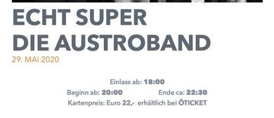 ECHT SUPER Die Austroband