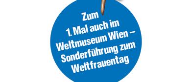 Wer sind die Frauen in der Sammlung des Weltmuseum Wien?