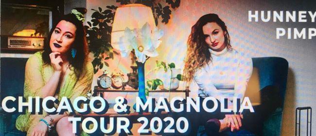 "Soia X Hunney Pimp ""Chicago & Magnolia Tour 2020"": ABGESAGT"