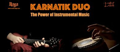 Karnatik Duo  - Peter Wiesinger und Satish Krishnamurthy