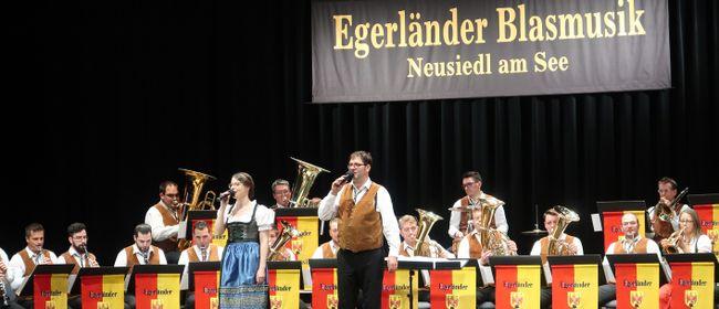 Galakonzert der Egerländer Blasmusik Neusiedl am See