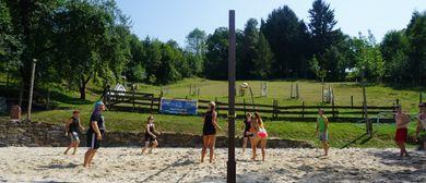 Beachvolleyball Camp am Bauernhof im Mostviertel III