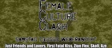 Female Culture Clash