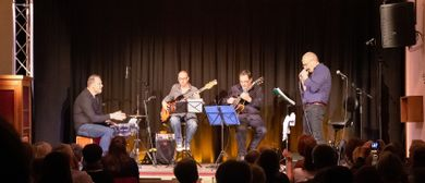Austrian Jazz-Harp Project