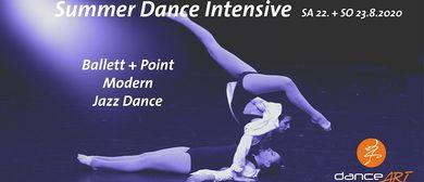 Summer Dance Intensive für fortgeschrittene Tänzer*innen