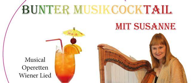 Bunter Musikcocktail mit Susanne
