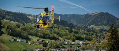 Alpinunfall - Ein Blick hinter die Kulissen der Flugrettung