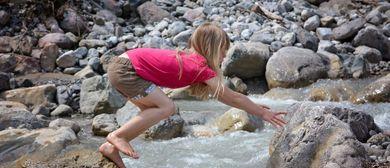 Gefährliche Räuber und spannende Tiere in unseren Gewässern