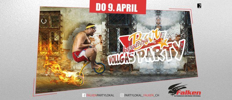 Karamba Bar Vollgas Party
