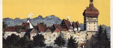 Kulturwanderung: Vom Pfänder in die mittelalterl. Oberstadt