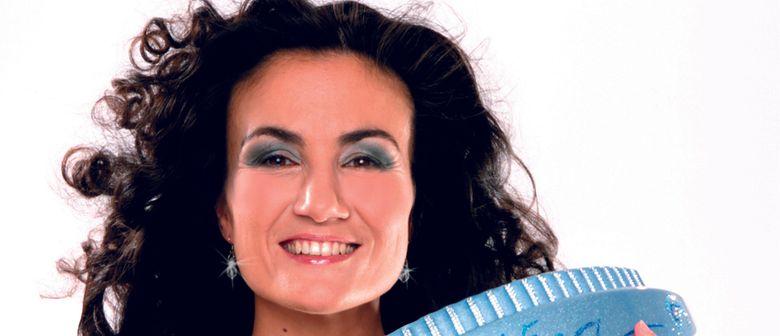 """Daniela de Santos -Königin der Panflöte- """"Weihnachts-Träume"""""""