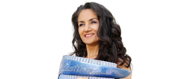 """Daniela de Santos -Königin der Panflöte- """"Bleib bei Dir"""""""