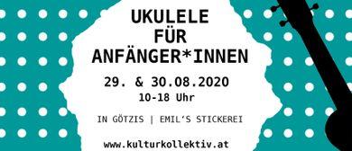 Ukulele Workshop