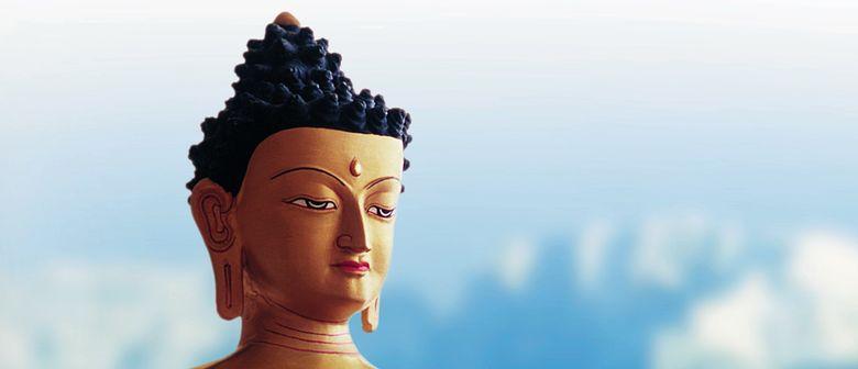 Öffentliche Meditation - Diamantweg Buddhismus