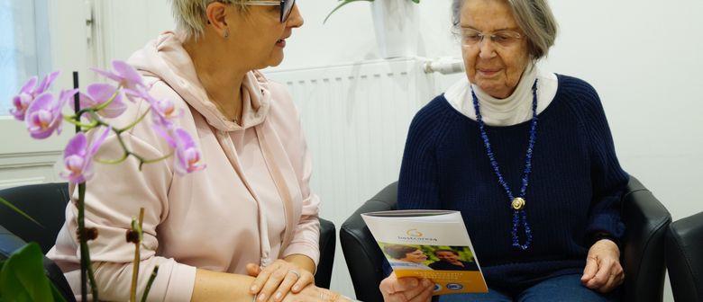 Kostenlose Pflege-Beratungstage in Wien