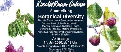 Botanical Diversity. Botanische Vielfalt