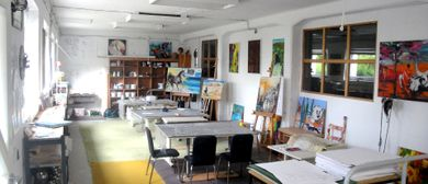 Offenes Atelier - Acrylmalen: CANCELLED