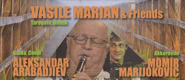 Crossover – Ost- & südeuropäische Musik: Vasile Marian, u.a.