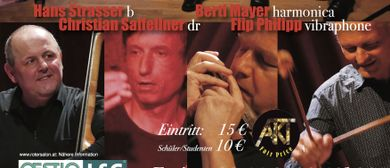 Sounds & Vibes – BERTL MAYER-FLIP PHILIPP-Quartett