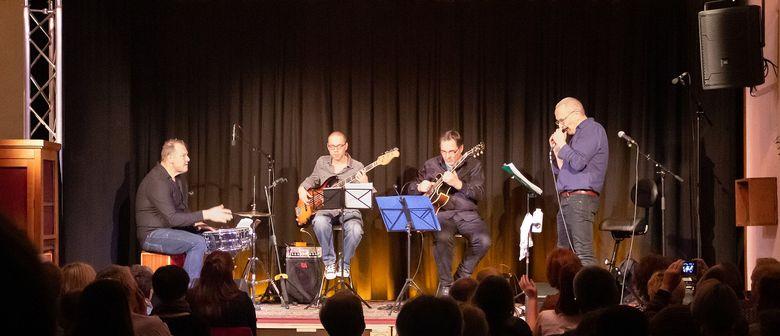 "Austrian Jazz-Harp Project - ""Ladies Night"": CANCELLED"