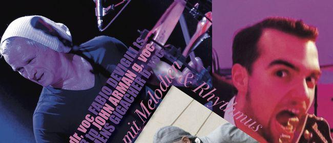"""JORIS DUDLI """"Funk Modes"""" SEXTET – Funk, Pop, Jazz"""