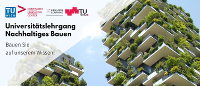 Nachhaltiges Bauen - Online Info Session TU Wien / TU Graz