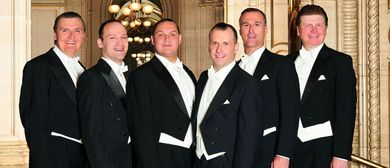 "Wiener Comedian Harmonists ""What a Wonderful World"" MATINEE: POSTPONED"