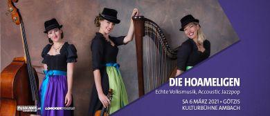 Die Hoameligen // Echte Volksmusik & Accoustic Jazzpop