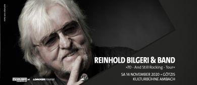 Reinhold Bilgeri // »70 - And Still Rocking«-Tour // Götzis