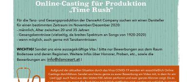 Casting für Sänger