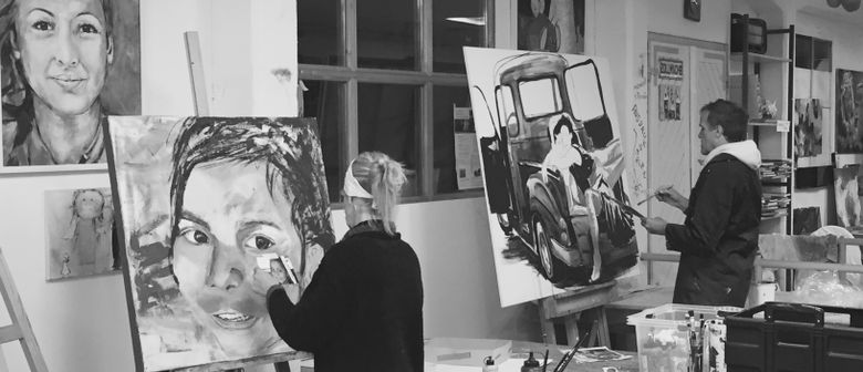 Offenes Atelier - zeichnen & malen