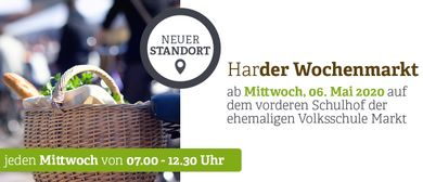 Harder Wochenmarkt
