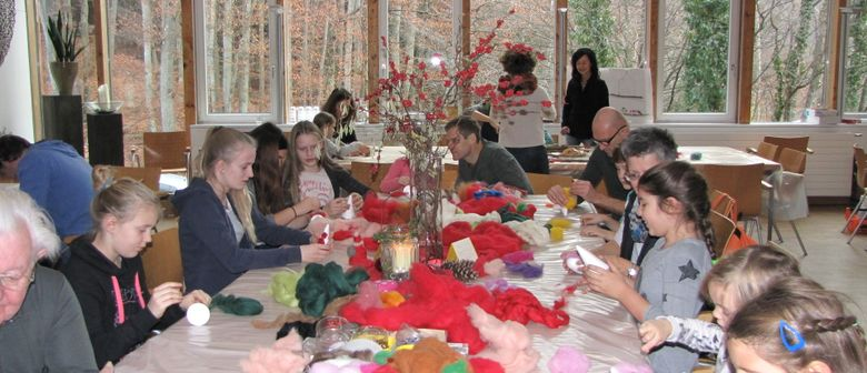 Familien-Basteltag: Advent gestalten in der Familie