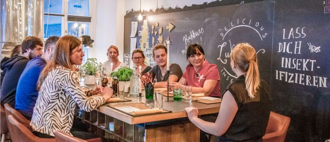 Kochworkshop: Insekten Kulinarik 1-2-3