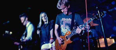 Cornerstone live at Saloon Donauplexx