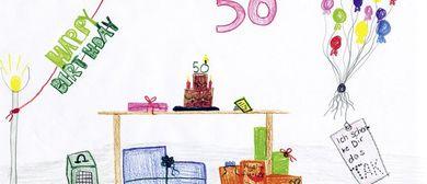 ONLINE: Buchpräsentation - Kinder schreiben TAK-Geschichten
