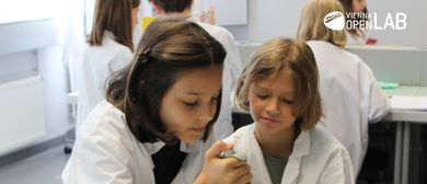 Summer Science Camp Junior im Vienna Open Lab