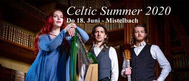 Celtic Summer - Spinning Wheel im Gastgarten