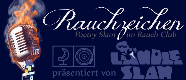 Rauchzeichen Poetry Slam