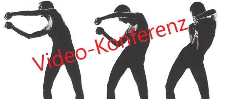 Pantomime: Video-Konferenz-Training mit Anke Gerber