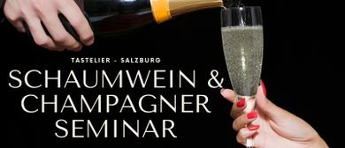Schaumwein & Champagner Seminar   Prickelndes Wissen