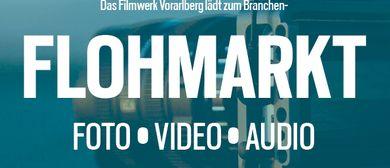 Foto • Video • Audio Flohmarkt in der Villa Müller