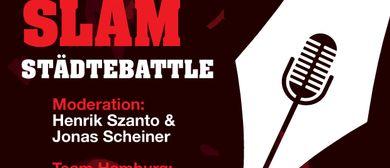 Vienna Poetry Slam - Wien vs. Hamburg