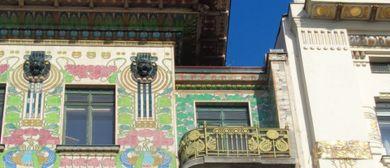 Wien um 1900 – vom Historismus zur Secession