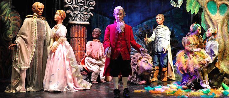 Mozart und die Zauberflöte als Open-Air-Spektakel