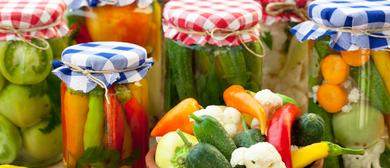 Workshop Fermentieren für die Hausfrau oder Hausmann