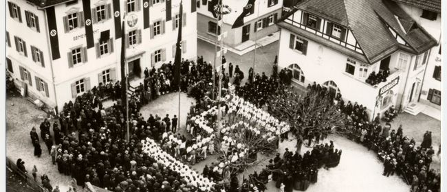"""Eröffnung """"Das Montafon unterm Hitler"""""""