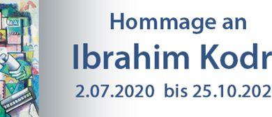 Hommage an Ibrahim Kodra