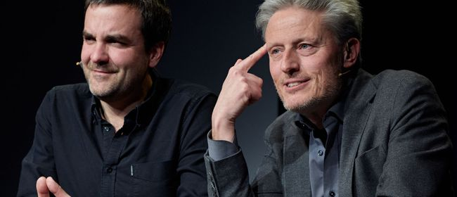 """""""Sag du, Florian..."""" - Florian Klenk & Florian Scheuba: VERSCHOBEN"""